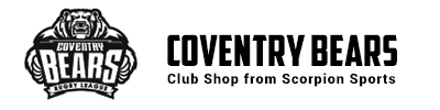 Coventry Bears Kit Shop